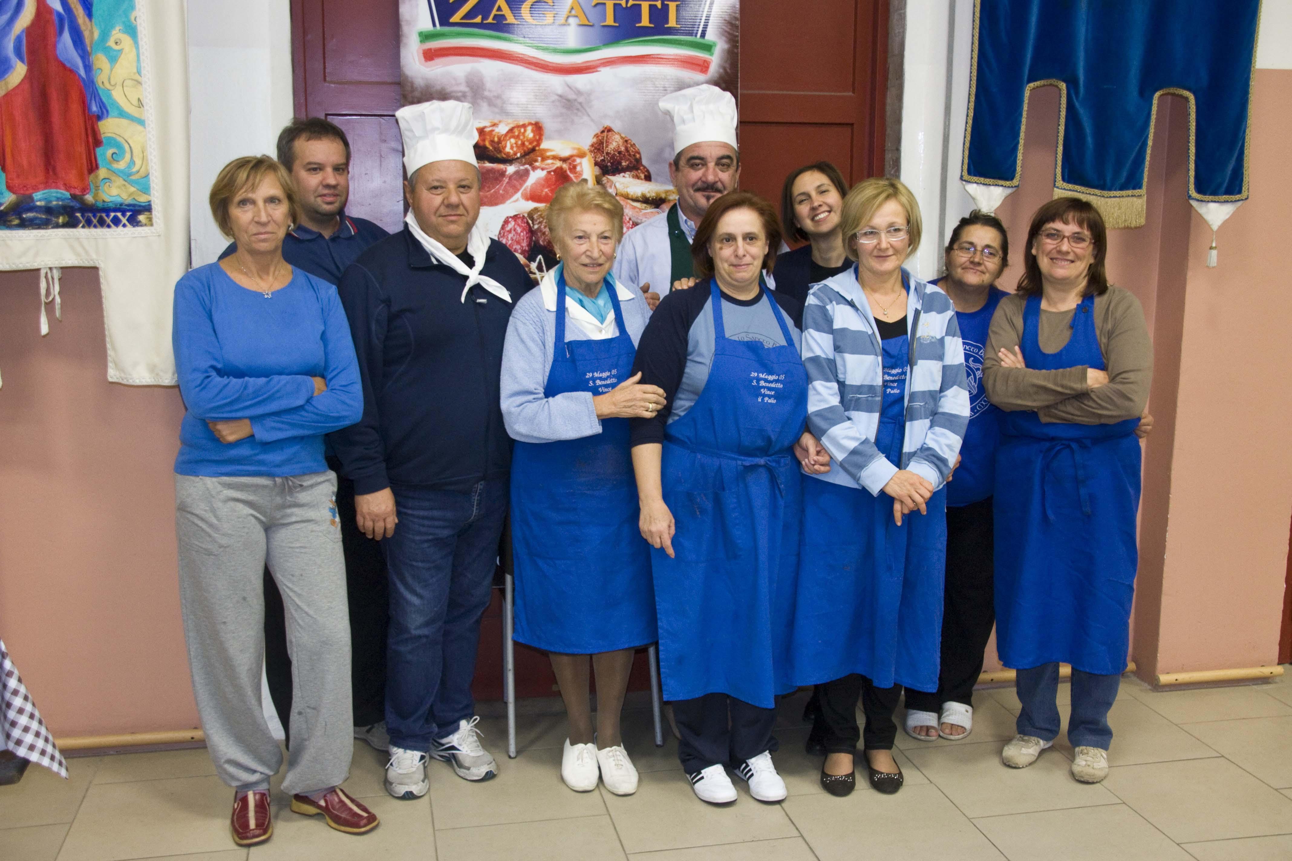 gruppo cucina